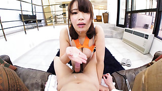 Itano Hiyori nigh Japanese Provide for Show Her Have a crush on to You - JVRPorn