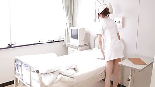 Porn videos of stunning Japanese nurse Nono Mizusawa having sex