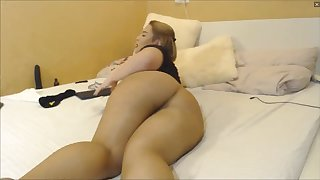 Hot Asian Milf In Pantyhose Teases And Masturbates