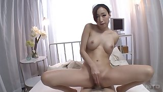 Kurea Hasumi is a hot nurse who likes a pulsating dick