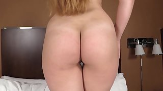 Nice ass Sophia drilled hardcore in amateur porn