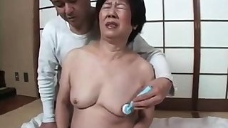 Giving Pleasure up a Japanese Gilf
